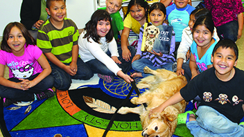 LAFs Humane Education Program