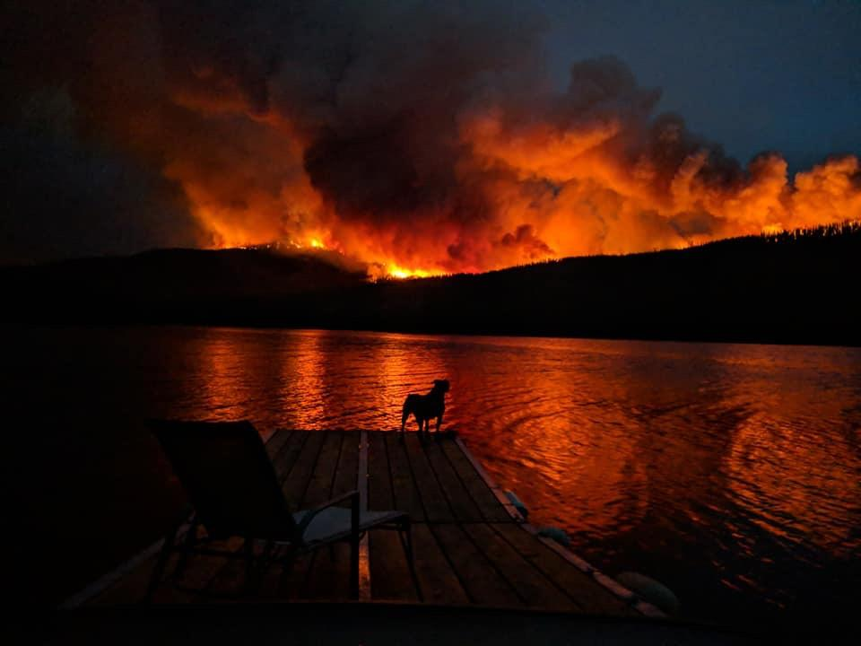 Burns Lake Wildfires