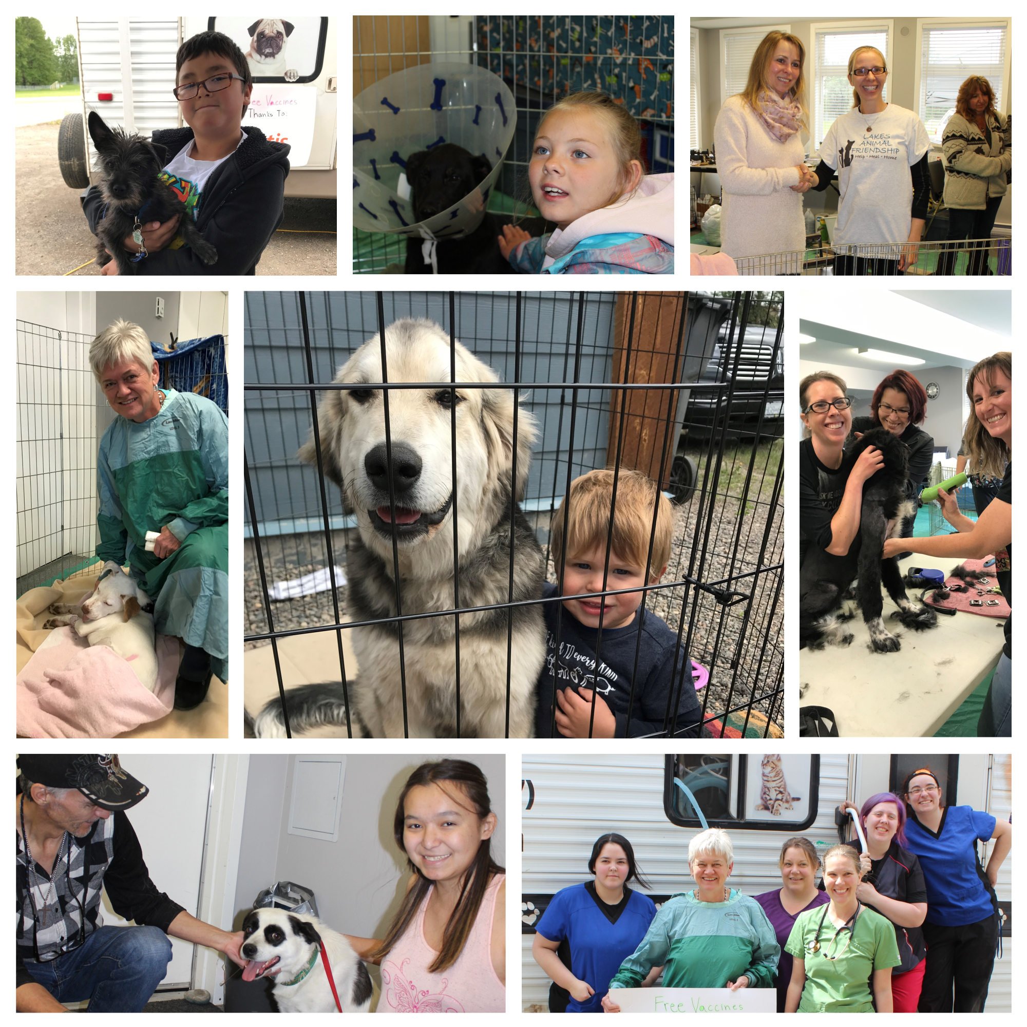 Community Animal Care Event 2019 Rocked!